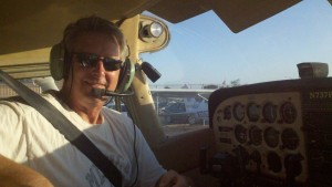 Flight Training Student Pilot